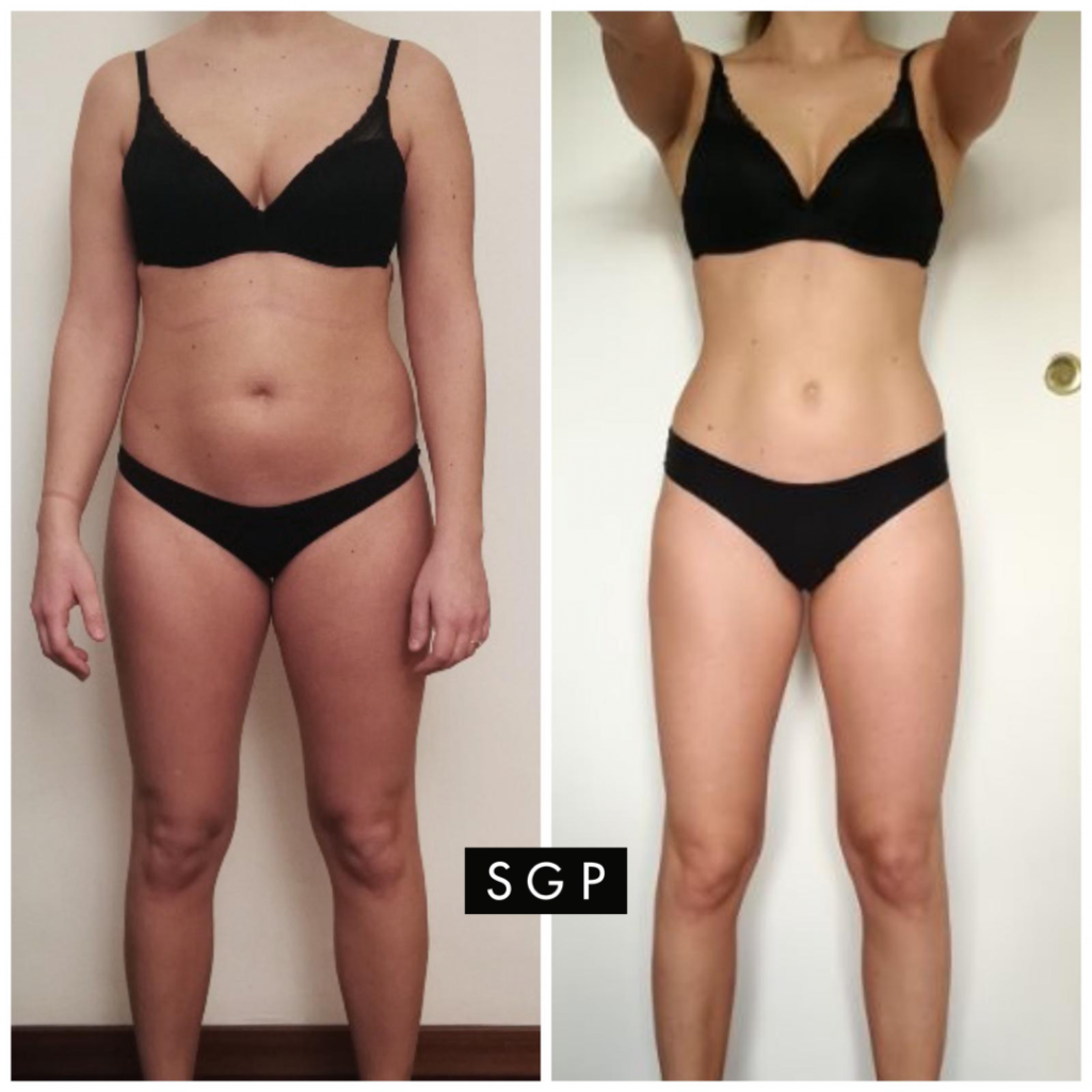 body transformation sgp3