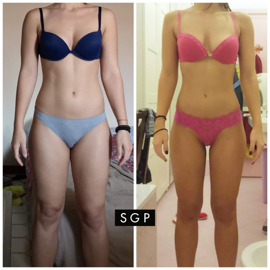 body transformation sgp 5